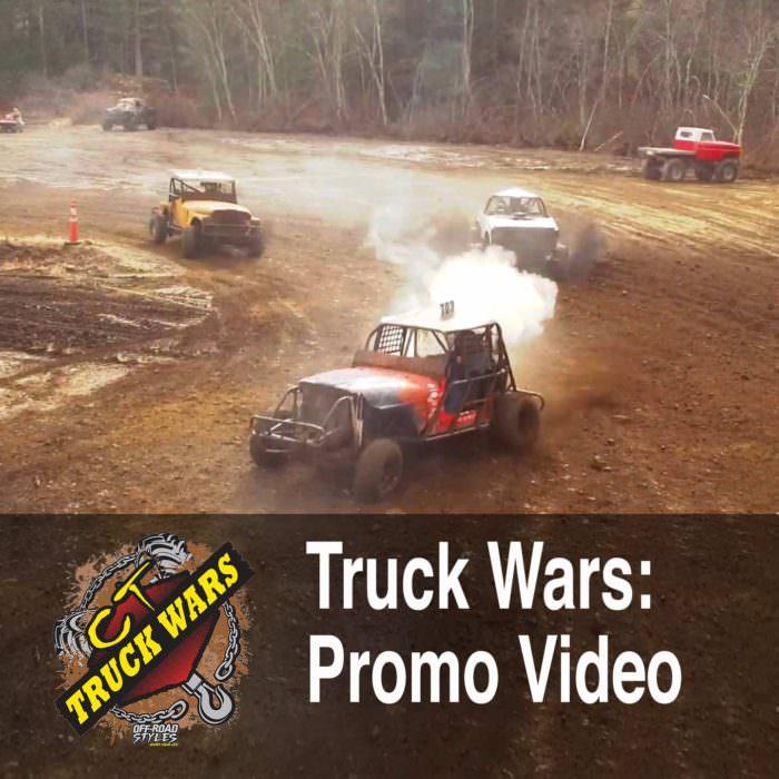 CT Truck Wars Drone Video – Stafford CT Motor Speedway
