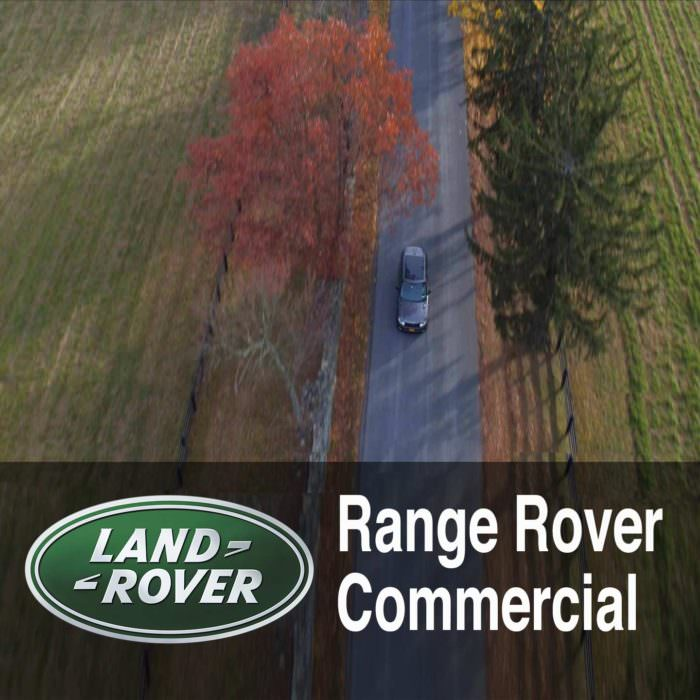 Range Rover Car Commercial