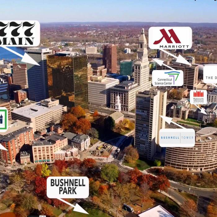 Commercial Real Estate: One Financial Plaza