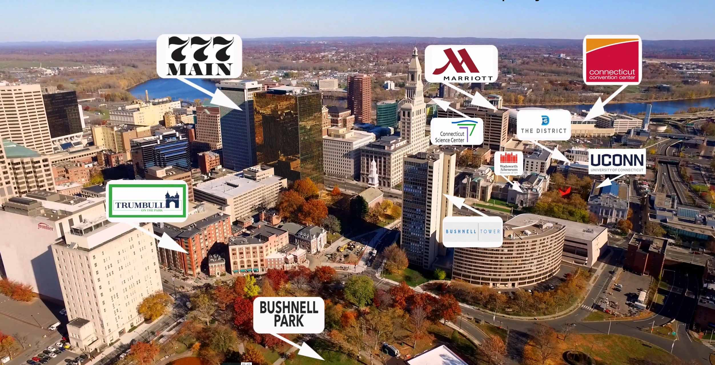 Drones in Premium Commercial Real Estate Marketing