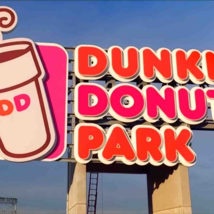 Dunkin Donuts Park Promo