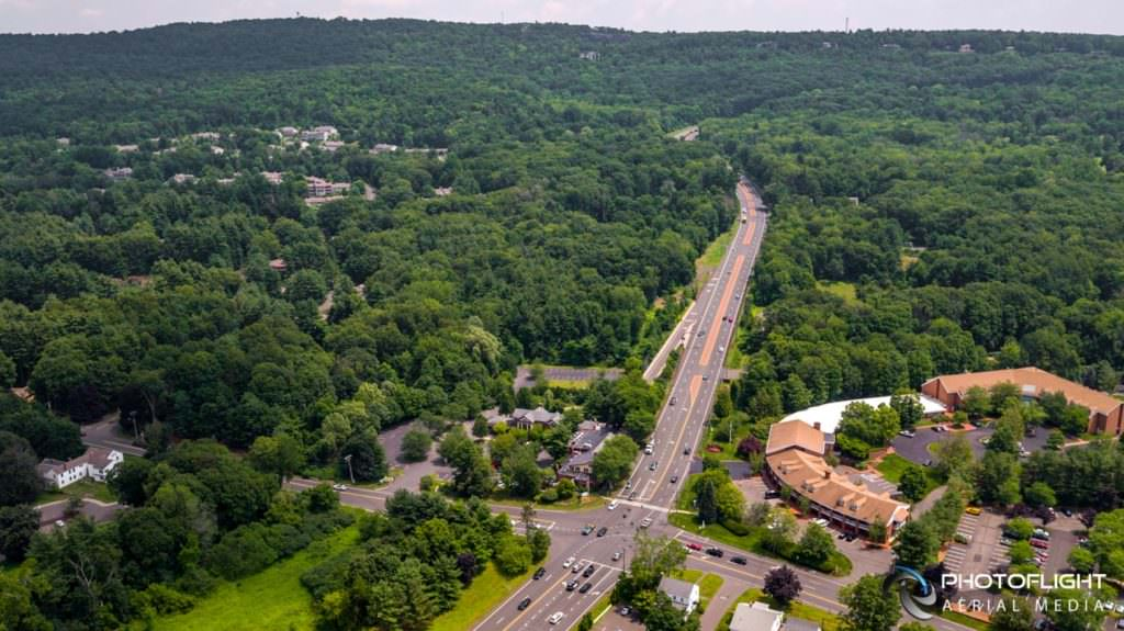 Runaway Truck Ramp System by Impact Absorption in Avon CT