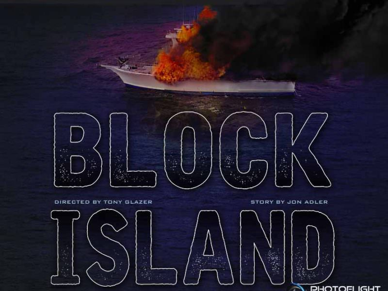 Behind the scenes: Block Island Movie – PhotoFlight Aerial Media Drone Production Team conquers high seas while working on a new suspense thriller.