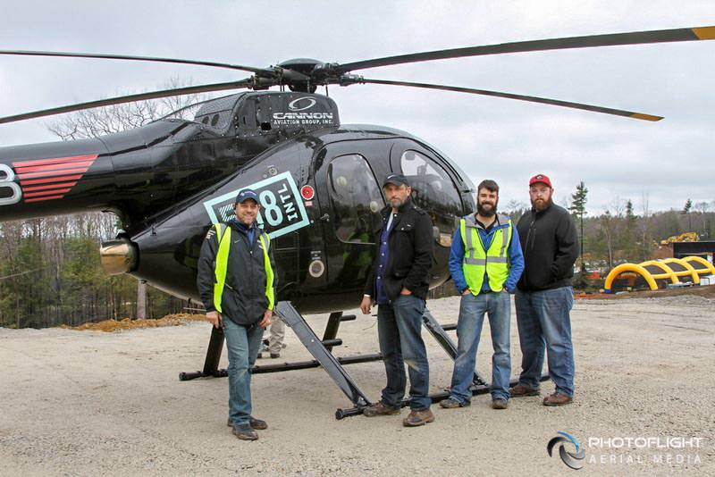 PhotoFlight Aerial Media Team at 508 international