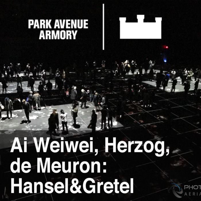 Hansel & Gretel – Art installation by Ai Weiwei