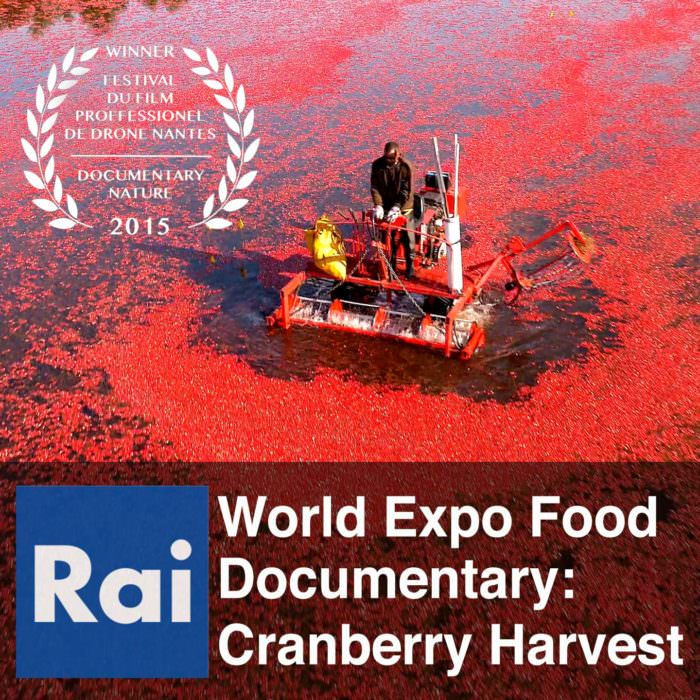 World Expo Food Documentary: Cranberry Harvest