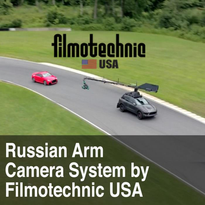 Russian Arm Camera System by Filmotechnic USA