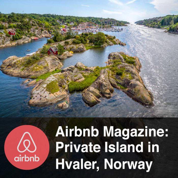 Airbnb Magazine: Hvaler, Norway