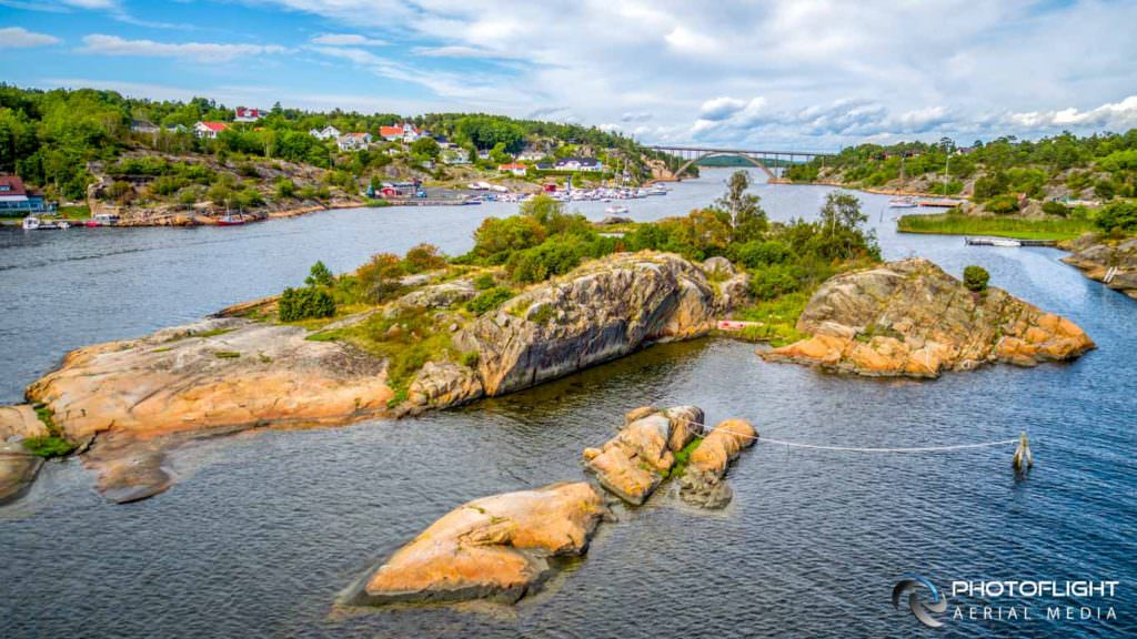Hvaler, Norway - Norway drone photography by Photoflight Aerial Media