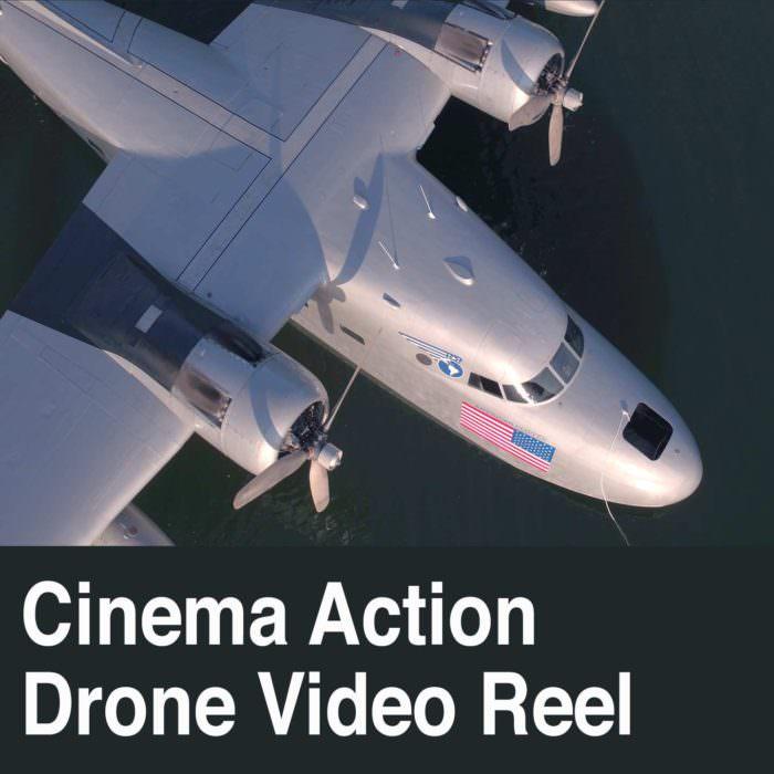 Cinema Action Drone Video Reel