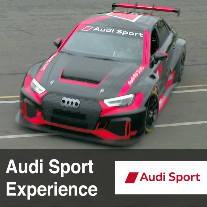 Audi Sport Experience at Lime Rock CT