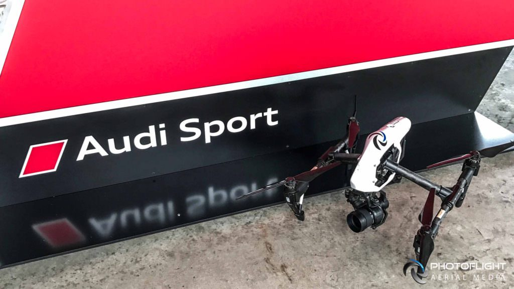 Audi Sport Drone