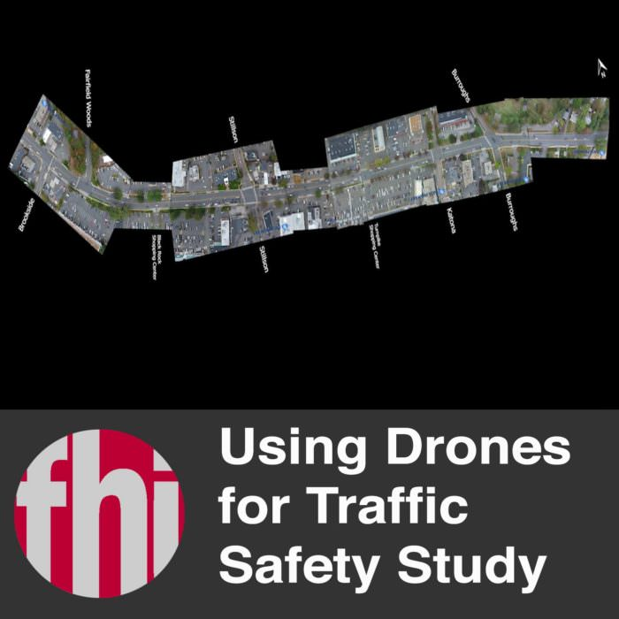Using Drones for Traffic Safety Study