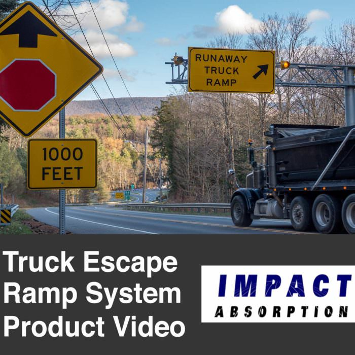 Runaway Truck Ramp System Marketing Videos