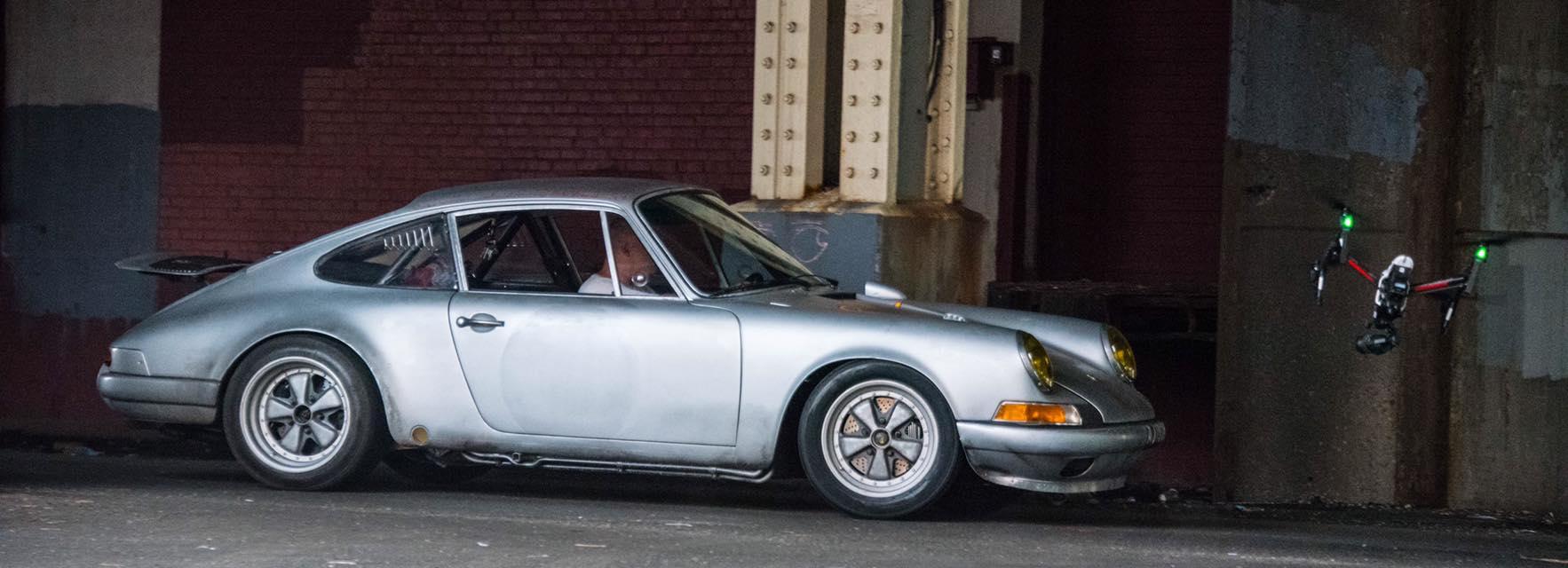 ROCS Porsche 911 outlaw drone