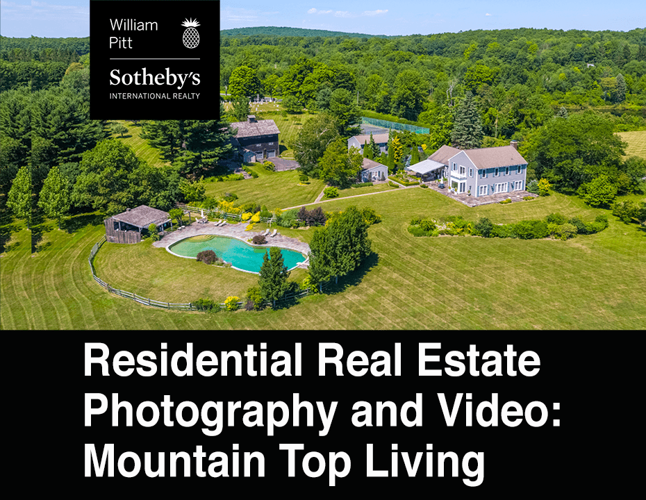 Real Estate Drone Photography in Connecticut - PhotoFlight
