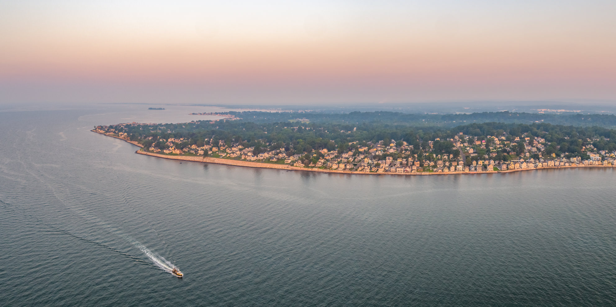 Drone photography and video in Milford CT, Photoflight Aerial Media