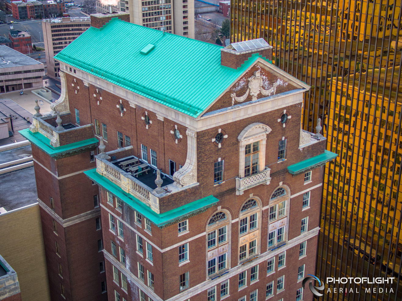 Drone photography company in Hartford CT