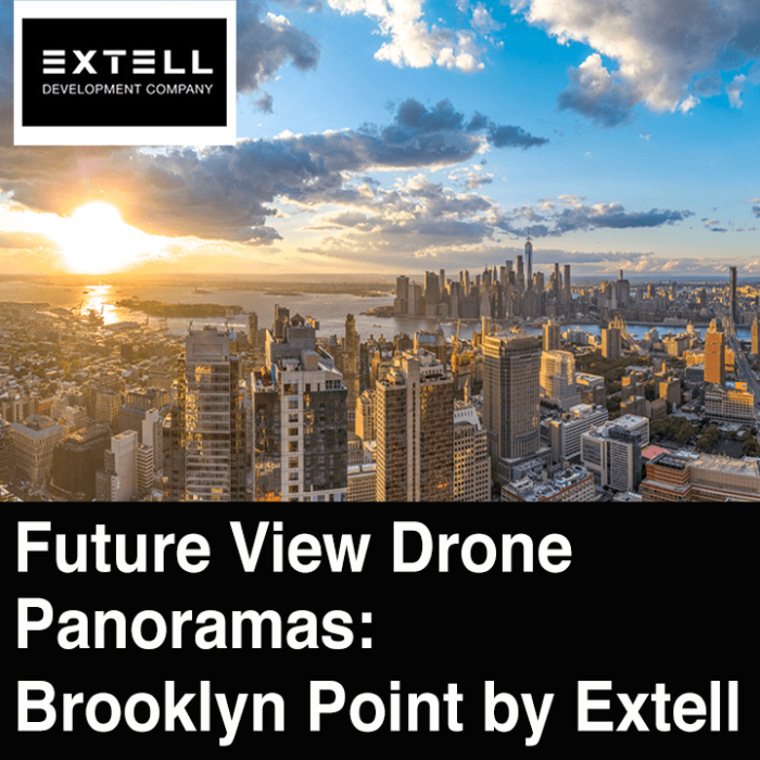 Future View Real Estate Drone Photography in NYC