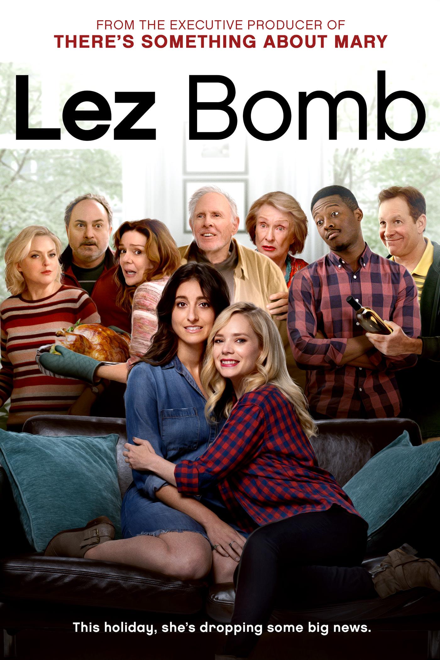 Lez Bomb Cover