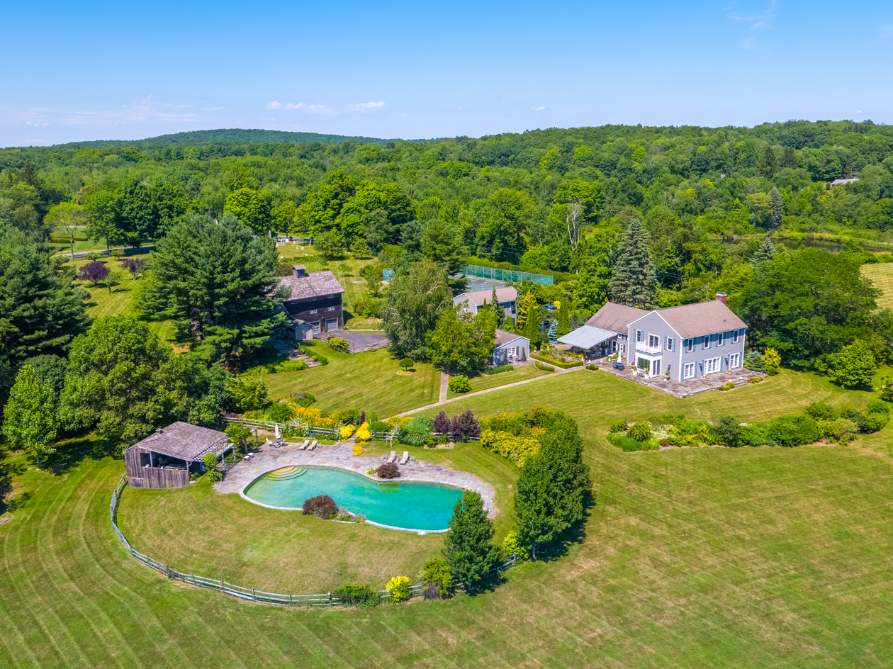 Real estate drone photography in Connecticut, New York, Massachusetts, Photoflight Aerial Media