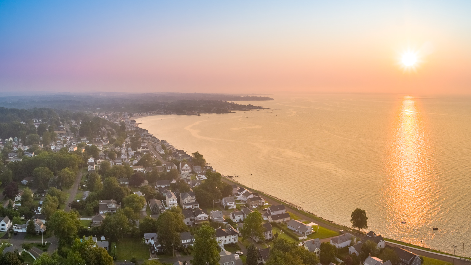 Real estate drone photographer in CT, MA, NY, Photoflight Aerial Media
