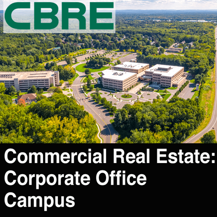 Commercial Real Estate Drone Photography and Video in CT, MA, NY
