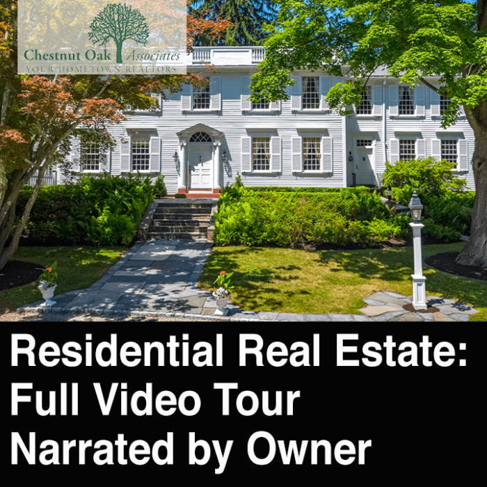 Real Estate Video Production in Connecticut