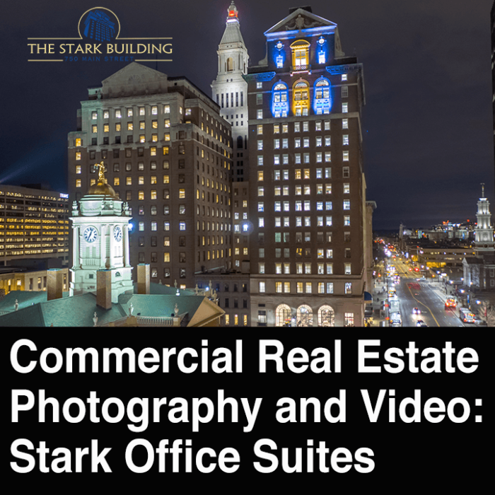 Commercial Real Estate Video Production in CT MA NY NJ RI